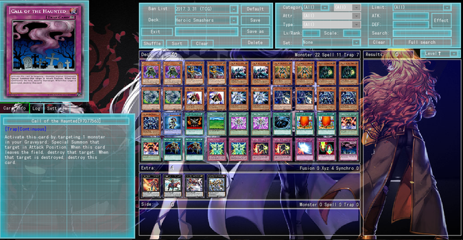 Nora Valkyrie Deck by EpicLinkSam