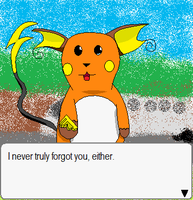 I Never Forgot You, Either by Simbahawk283