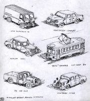 34. Vehicles by mikopol
