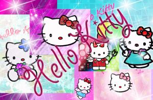 Hello Kitty Wallpaper Pack by Psycho--Princess