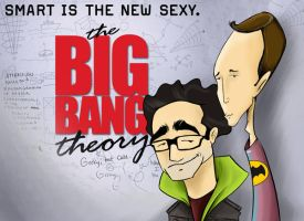 The Big Bang Theory by vancamelot