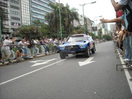 Dakar 2010 Car by InpuUpUaut