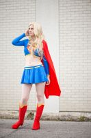 DC: Girl of Steel by amaleighcp