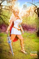 She-Ra Cosplay by captainjaze