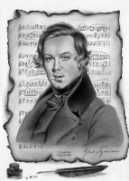 .:ROBERT SCHUMANN:. by Lorelai82