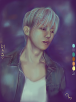 Hyunseung by cloud--head