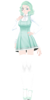 MMD UPDATE - Leviathan by NoUsernameIncluded