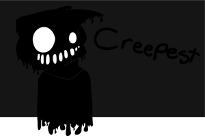 Inkdrop Creepest by BloodMonster2