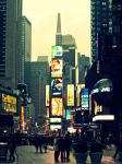 Times Square by angstyish