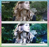 Photoshop Actions , Set 4 by Baby4Girl