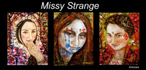 Missy Strange, plate 2 by amoxes