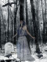 Her Ghost in the Fog by rotten-carcass