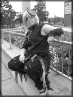 Riku - In Shades of Grey by Nephrae