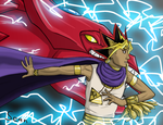 I call upon Slifer the Sky Dragon! by tipsd9video