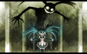 Miku - First of the year by FixelCat