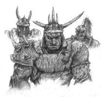 Orcs by Archaia