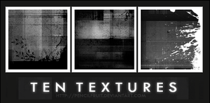 Ten Textures by Pencilfruit
