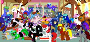 Brony TV After Party Crazyness by Delsin07