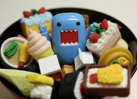 Swimming in Sweets by PiliBilli