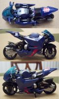 Chromia Alt Mode by wardog-zero