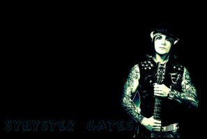 Synyster Gates by katia88