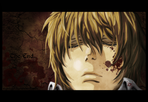 Death Note - The End... by MmagPL