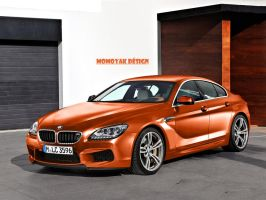 BMW M6-Series Gran-Coupe by MOMOYAK by MOMOYAK