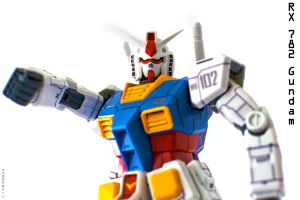 RX-78-2 Gundam My Favorite by Ranjue
