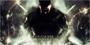 Splinter Cell by JamiroKnight