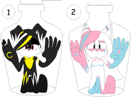 Sonic Bottle Adopts 1 :CLOSED: by SonicAdoptable