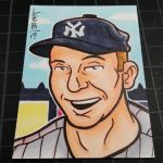 ATC - Mickey Mantle by juniorbethyname