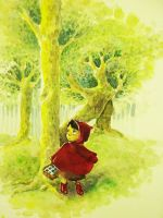Red Riding Hood by Vangielyn