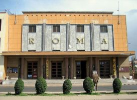 ROMA theater ERITREA by johnbesoo