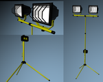Floodlight by Dryppe