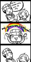 RAINBOWS by mozaemonpico