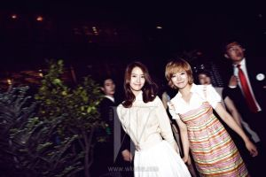 Yoona and Sunny by The-Power-of-9