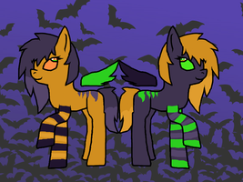 Trick and Treat by Amazing-Max