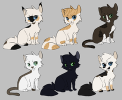 Kit Adopts  CLOSED by SapphireSquire