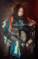 Warhammer 40 000 Cosplay - Inquisitor by alberti