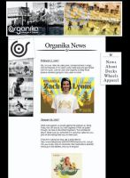 Organika Website by enjoincubus