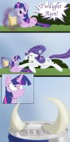 The Unicorn's Natureal Enemy by ScarletFire666