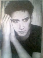 Elijah Wood Drawing by May84