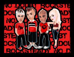 No Doubt by rockst3ady