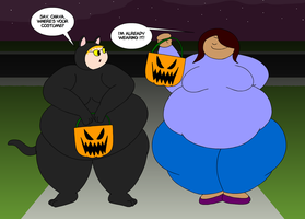 FAT: A Shallow Hal-loween by Maxtaro