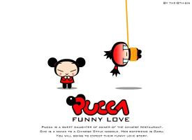 Pucca - Funny Love by The-8th-Sin