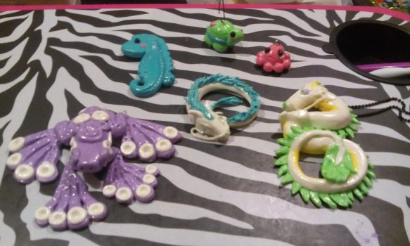 New Polymer clay idea's by Spencer0926