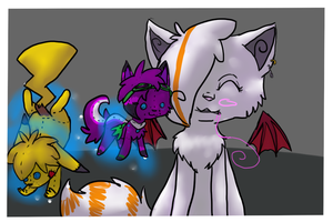 Amber Stuffies by Crazy-Luna
