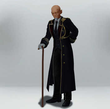 Master Xehanort - Formal (XPS Download) by JointOperation