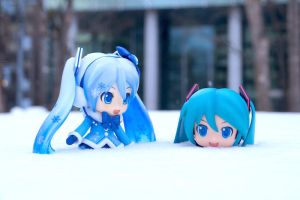 Let's Enjoy!! SNOW MIKU ACTIVITY!! by haruyasy