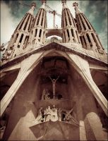 Sagrada Familia II by creo318